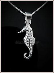 Ezüst tengeri csikó medál