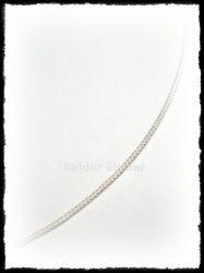 Ezüst kígyó nyaklánc